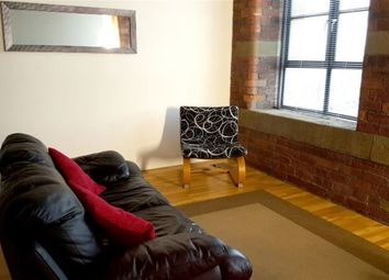 Thumbnail 1 bedroom flat to rent in Silk Warehouse, Furnished