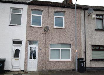 Thumbnail 2 bed terraced house for sale in Lloyd Street, Somerton, Newport