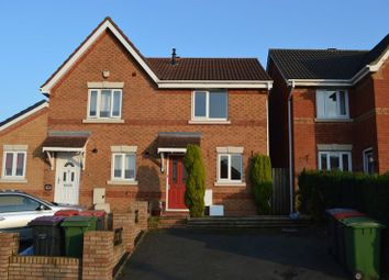 Thumbnail 2 bedroom terraced house to rent in Ivy House Paddocks, Ketley, Telford