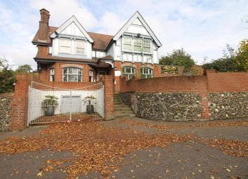 Thumbnail 6 bed detached house for sale in Drayton Road, Norwich