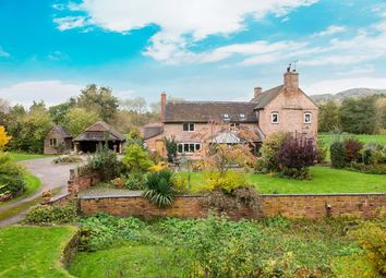 Thumbnail 4 bed detached house for sale in Shelsley Walsh, Worcester