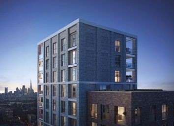 Thumbnail 2 bed flat for sale in Brook House, Brixton Centric