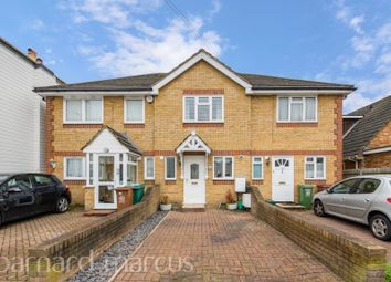 Thumbnail 2 bed property to rent in Longfellow Road, Worcester Park