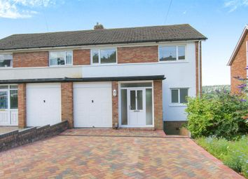Thumbnail 4 bedroom semi-detached house for sale in Patchway Crescent, Rumney, Cardiff