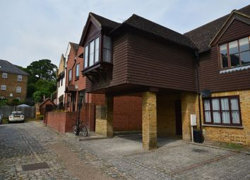 1 bed terraced house to rent in Bishops Walk High Street, Rochester ME1