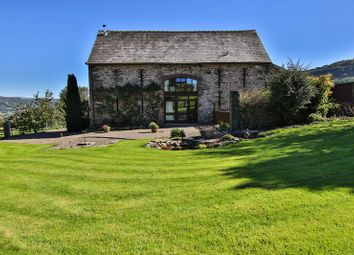 Thumbnail 4 bed barn conversion for sale in Llangattock, Crickhowell