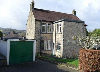Thumbnail 4 bedroom detached house for sale in Cornerways, Old Hackney Lane, Hackney Matlock, Derbyshire