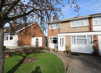 Thumbnail 4 bed semi-detached house for sale in Moreland Avenue, Benfleet