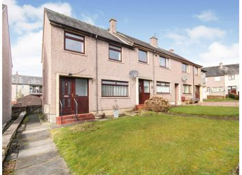 Thumbnail 3 bed end terrace house for sale in Glass Place, Broxburn