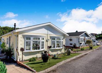 Thumbnail 2 bed bungalow for sale in Millview Park, London Road, West Kingsdown, Kent
