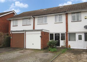 Thumbnail 4 bed terraced house for sale in Lawrence Drive, Ickenham