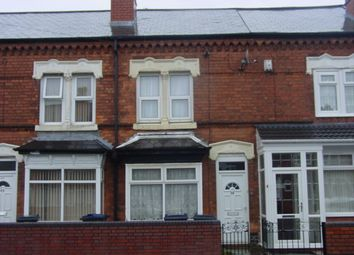 Thumbnail 2 bed terraced house to rent in The Broadway, Birmingham