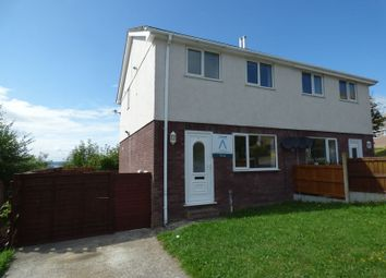 Thumbnail 3 bed semi-detached house to rent in Cae America, Llanfairfechan
