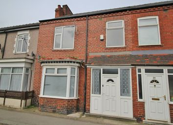 Thumbnail 3 bed terraced house for sale in Clifton Road, Darlington