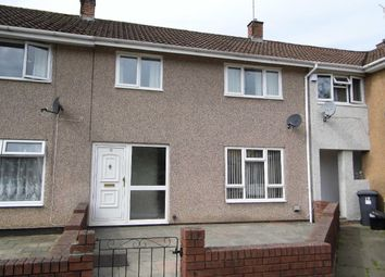 Thumbnail 3 bed terraced house for sale in Worcester Close, Llanyravon, Cwmbran
