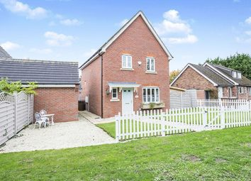 Thumbnail 3 bed detached house for sale in Masefield Drive, Earl Shilton, Leicester