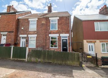 Thumbnail 2 bed semi-detached house for sale in Chesterfield Road, Shuttlewood, Chesterfield