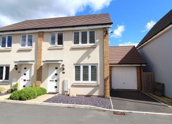 Thumbnail 3 bed semi-detached house for sale in Green Sands Road, Patchway, Bristol