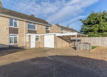Thumbnail 3 bed semi-detached house for sale in Peckover Road, Fakenham