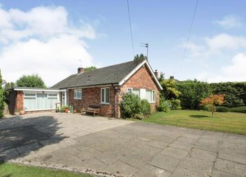 Thumbnail 3 bed bungalow for sale in Meadow Drive, Prestbury, Macclesfield, Cheshire