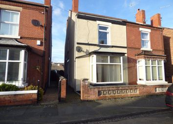Thumbnail 2 bed semi-detached house to rent in York Road, Long Eaton
