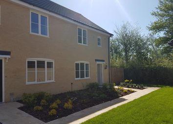 Thumbnail 3 bed semi-detached house for sale in Sunburst Green, Soham