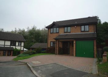 Thumbnail 4 bed detached house to rent in Bryony Way, Telford, Priorslee