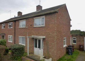 Thumbnail 2 bed semi-detached house for sale in Helmdon Crescent, Kingsthorpe, Northampton
