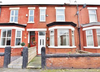 Thumbnail 3 bed terraced house for sale in Gaskell Road, Eccles, Manchester