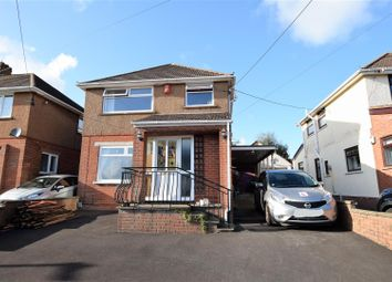 Thumbnail 3 bedroom detached house for sale in Hawthorn Road, Barry