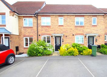 Thumbnail 2 bed terraced house for sale in Goodheart Way, Thorpe Astley, Braunstone, Leicester