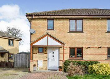 Thumbnail 2 bedroom semi-detached house for sale in Coles Ave, Leadenhall, Milton Keynes, Bucks