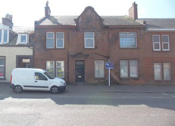Thumbnail 1 bed flat to rent in West Main Street, Darvel, East Ayrshire
