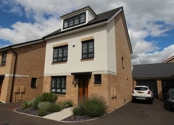 Thumbnail 3 bed detached house for sale in Barley Bank Meadow, Leegomery, Telford