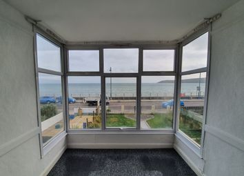 Thumbnail 2 bed flat to rent in Marine Terrace, Penzance
