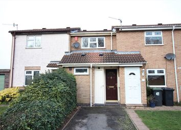 Thumbnail 1 bed terraced house for sale in Laurel Crescent, Nuthall, Nottingham