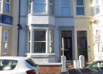 Thumbnail Studio to rent in Moore Street, Blackpool