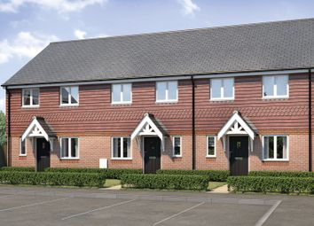 Thumbnail 3 bedroom terraced house for sale in Cresswell Park, Angmering, West Sussex