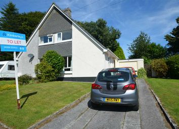 Thumbnail 2 bedroom semi-detached house to rent in Bosmeor Road, Falmouth