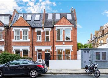Thumbnail 4 bed property to rent in Kingwood Road, Fulham, London