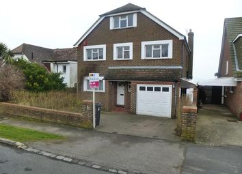 Thumbnail 6 bed detached house for sale in Wicklands Avenue, Saltdean, Brighton