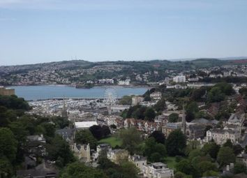 Thumbnail 2 bed flat for sale in Ridgeway Road, Torquay, Devon