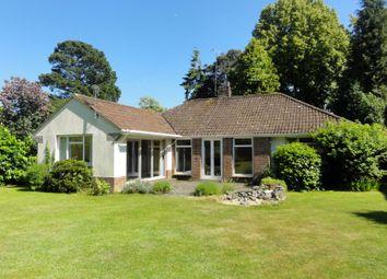 Thumbnail 3 bed detached bungalow for sale in The Riding, Noads Way, Dibden Purlieu, Southampton, Hampshire