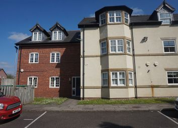 Thumbnail 2 bed flat to rent in Moody Street, Congleton