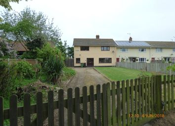 Thumbnail 5 bed end terrace house to rent in Yarmouth Road, Hales, Norwich