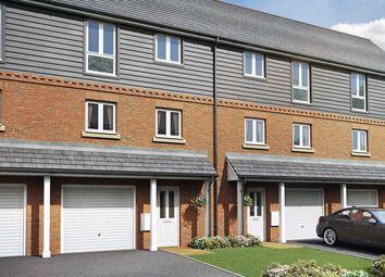 "Thumbnail 3 bed terraced house for sale in ""The Gilbert"" at Allington Lane, Fair Oak, Eastleigh"