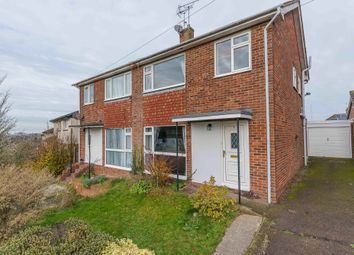 Thumbnail 3 bed property for sale in Wickenden Crescent, Willesborough, Ashford