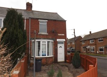 Thumbnail 2 bed terraced house to rent in Witton Avenue, Sacriston, Durham