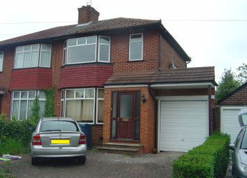 Thumbnail 3 bed semi-detached house to rent in Wetheral Drive, Stanmore