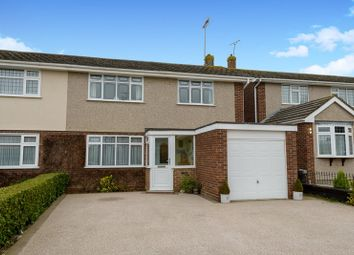 Thumbnail 3 bedroom semi-detached house for sale in Butterys, Thorpe Bay, Southend-On-Sea